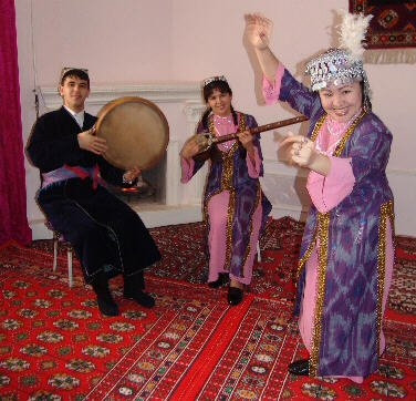 Ensemble Khiva